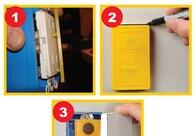 Plug Mark Magnetic Drywall Locator Tool
