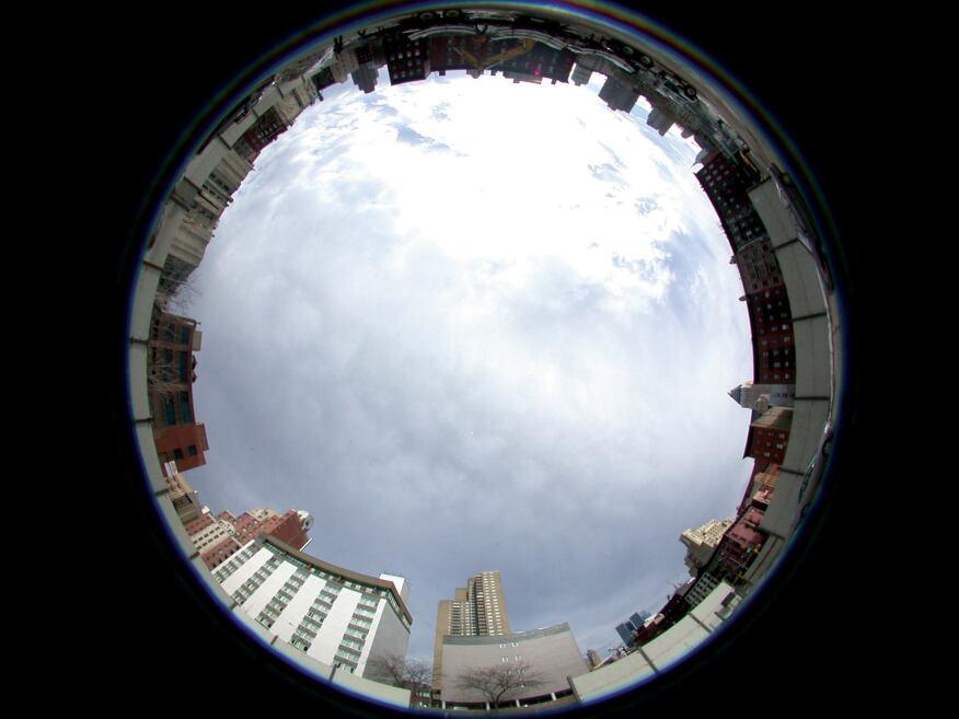 Figure 3: Cloudy Sky