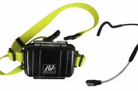 AmpliVox Releases New WaterProof Fitness Package
