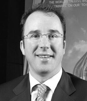 Robert Booth  Executive director, Emaar Properties