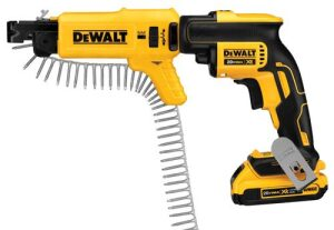 Dewalt Dcf620 Cordless Drywall Gun Tools Of The Trade Drills Cordless Tools