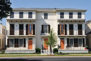 Faubourg Lafitte, Project of the Year: Low-Rise Walk-Up (1 to 4 stories)