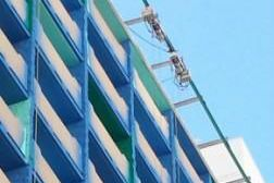 Spider Provides Material Lifting Solution for LINQ Hotel