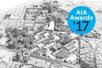 AIA Announces 2017 Institute Honor Awards for Regional & Urban Design