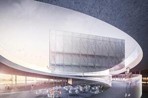 See all 15 Honorable Mentions for the Guggenheim Helsinki Design Competition