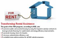 HUD Releases Draft of Bill for Rental Housing Initiative