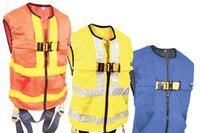 Launch Time: Capital Safety Delta Vest Hi-vis Harnesses