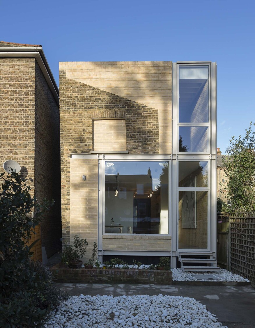 House of Trace, by Tsuruta Architects
