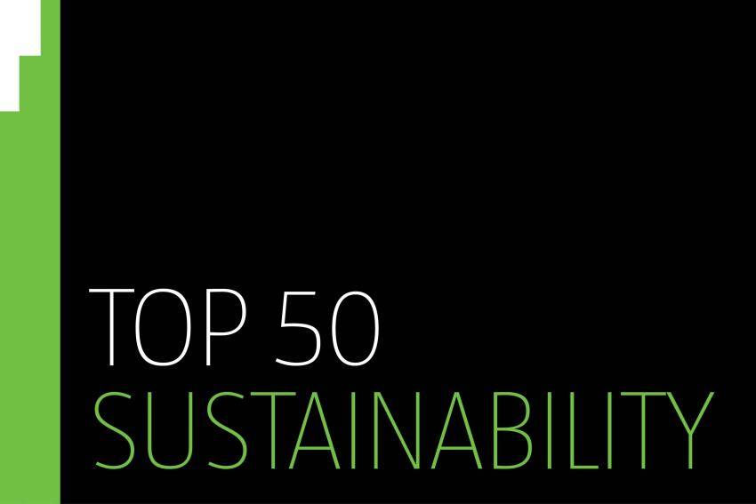 The Architect 50: Best in Sustainability