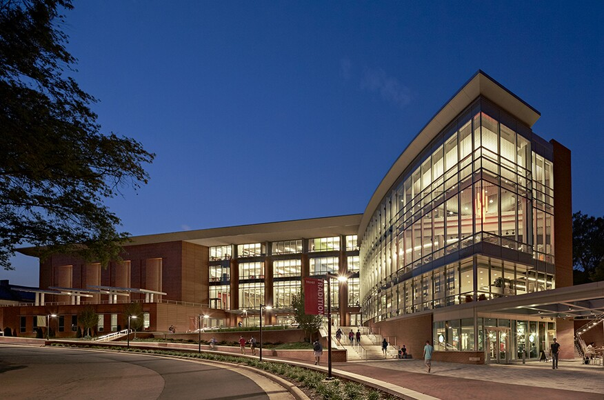 Talley Student Union NC State University Architect