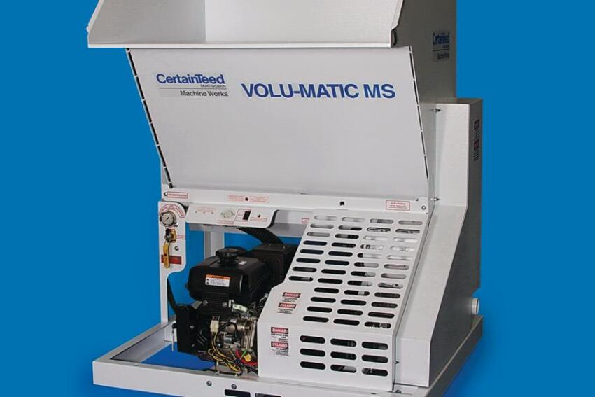 CertainTeed Volu-Matic MS Insulation Blowing Machine