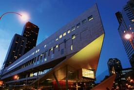 Alice Tully Hall, Lincoln Center