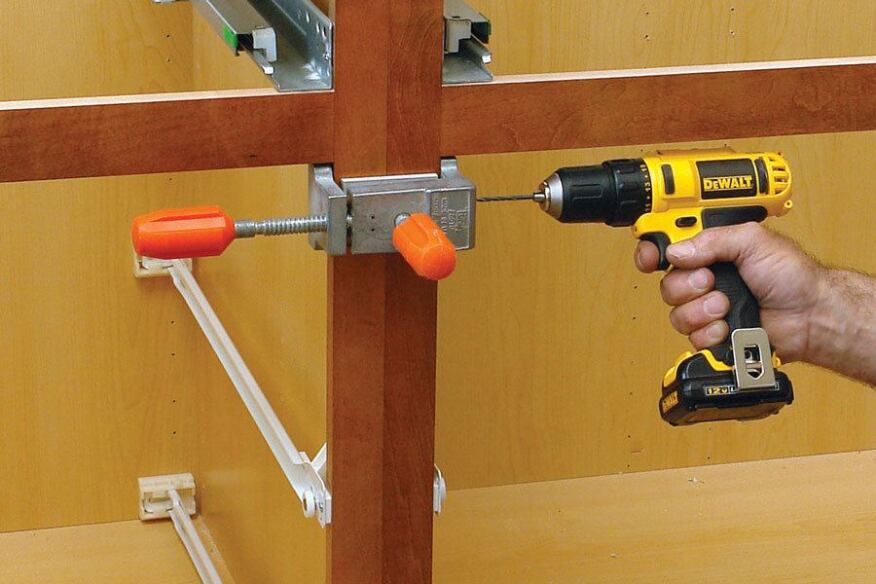 kitchen cabinet clamps