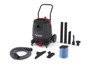 Ridgid 1650RV Motor-on-Bottom (MOB) wet/dry vacuum