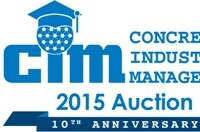 Concrete Industry Management Seeks Auction Donations