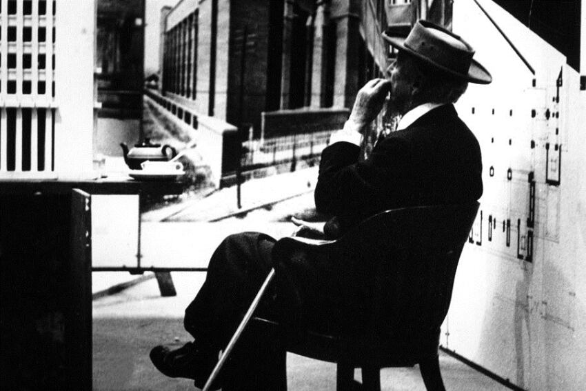 Q&A: Pedro Guerrero, Frank Lloyd Wright's Photographer