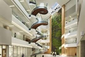 Papadakis Integrated Sciences Building