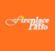 Fireplace & Patio Design Logo
