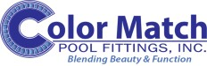 Color Match Pool Fittings, Inc. Logo