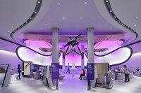 Inside Zaha Hadid's Winton Gallery