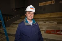 Historic Theater Restoration Provides Improved ADA Accessibility