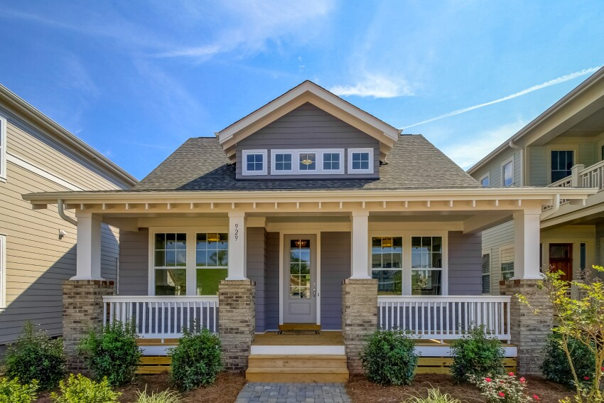 Evans Coghill Markets the Value of a New Home