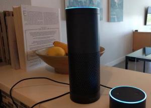 Amazon Echo and Dot