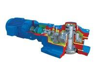 Agitator gearbox from Chemineer
