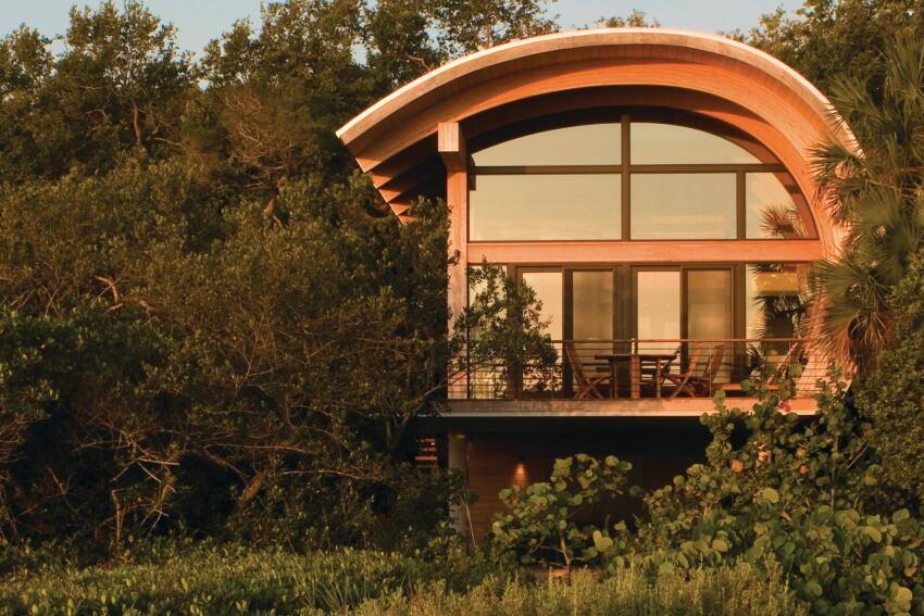 Architectural Acrobatics Offer Unforgetable Design
