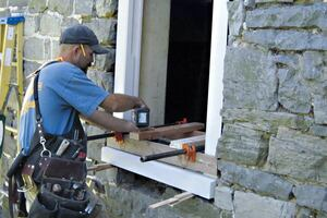 Replacing 18th-Century Windows in an Historic Stone House
