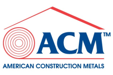 American Construction Metals (ACM) Logo