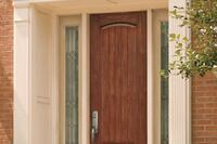 Provia Foam-Filled Fiberglass Entry Doors
