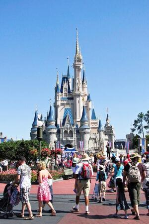 Disney World wants to personalize their guests' experiences and more.