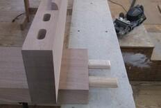 Building Custom Doors on Site