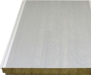 600 Series insulated wall panels  Kingspan Insulated Panels  apipanel.com  Series includes two fire-rated and two sound-reduction versions    660FR is a 6-inch-thick mineral wool core panel    600QT is an insulated sound-reduction panel    Both contain recycled content and are recyclable    Weather resistant