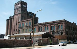St. Louis' Lemp Brewery is poised for a dramatic makeover that will likely make the structure a beacon for hip urbanites.
