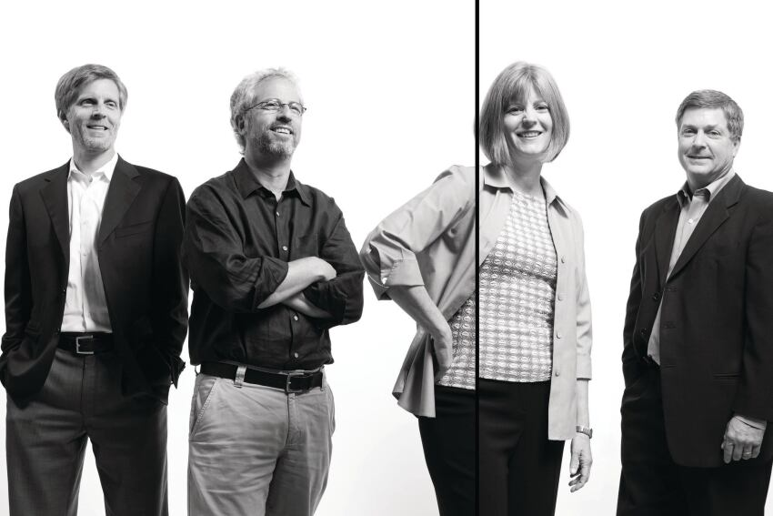 2009 Inductees Into the Wm. S. Marvin Hall of Fame for Design Excellence
