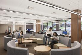 Morehouse School of Medicine Library Renovation