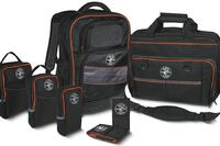 Klein Tools' Tradesman Pro Line of Tool Bags