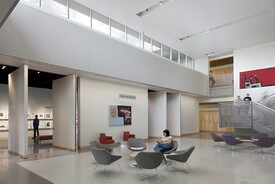 University of Wyoming - Visual Arts Facility