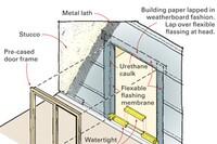 Wall-To-Window (or Door)