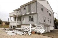 Deck Collapse While Showing House Ruins Realtor's Day