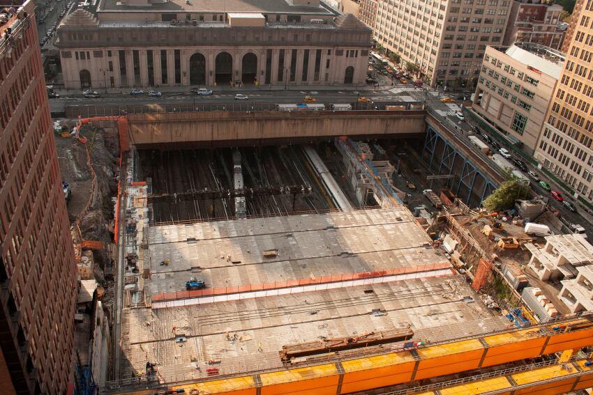 Morning News Roundup: Constructing Manhattan West
