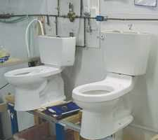 Soy Paste Makes Waste In New Toilet Trials