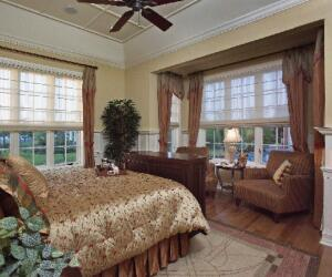 Room for All: Builder's 2006 RealtyHouse show home incorporated a mother-in-law suite situated to offer both independence and family interaction.