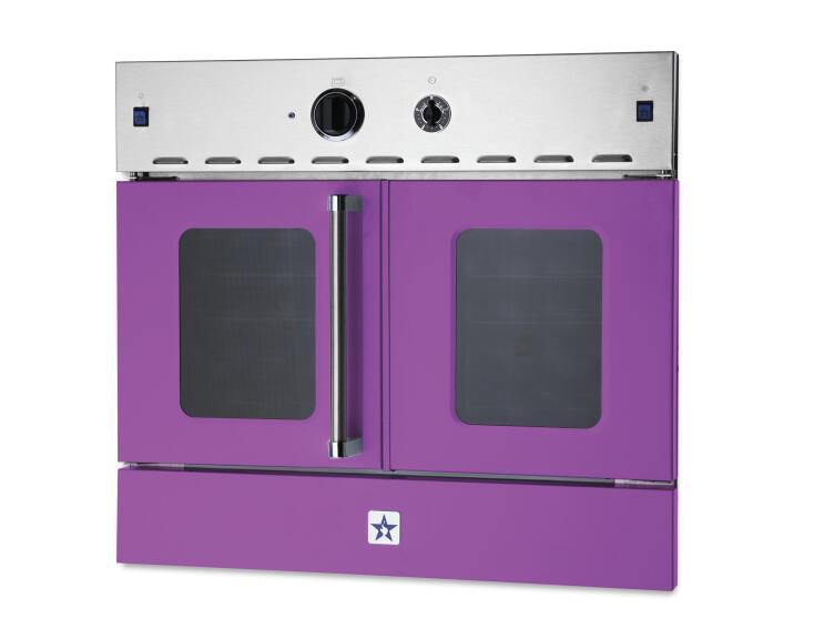 BlueStar Buit-In Gas Wall Oven