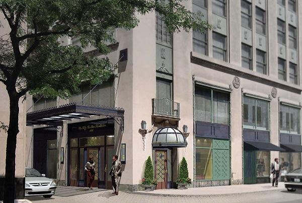 Ritz-Carlton Residences in Chicago