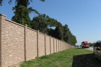 Allan Block sound fence approved for Canadian highway projects