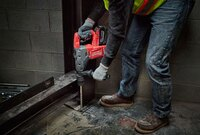 Milwaukee Industry's First Cordless SDS Max Rotary Hammer