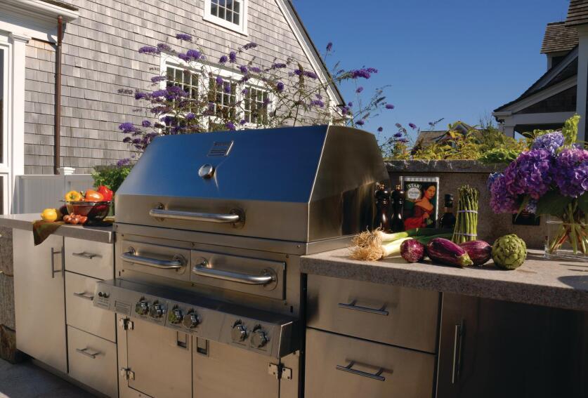 Kalamazoo Outdoor Gourmet K900 Hybrid Grill